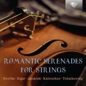 Romantic Serenades For Strings