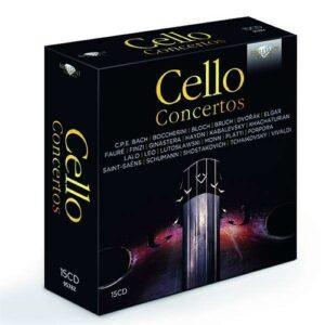 Cello Concertos Edition - Francesco Galligioni