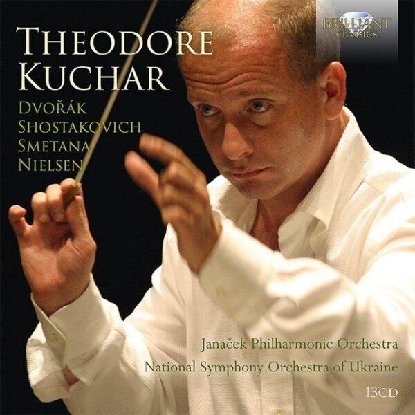 Theodore Kuchar Conducts Dvorak,  Shostakovich, Smetana & Nielsen