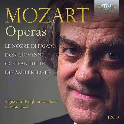 Mozart Operas - Sigiswald Kuijken