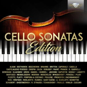 Cello Sonatas Edition
