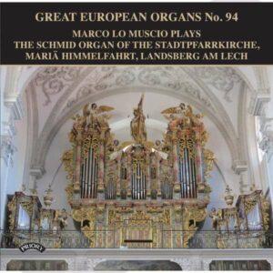 Great European Organs No. 94