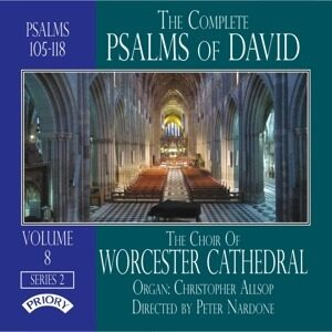 The Complete Psalms Of David Volume 8
