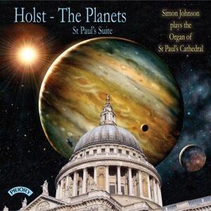 The Planets & St Paul's Suite