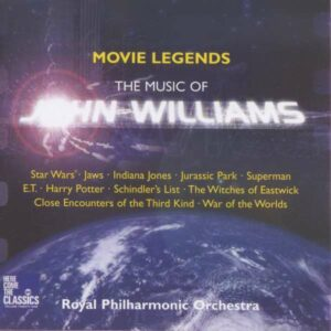 Movie Legends : The Music Of John Williams - Royal Philharmonic Orchestra / Kashif