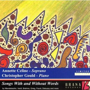 Songs With And Without Words - Annette Celine