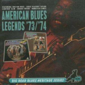 American Blues Legends '73-'74