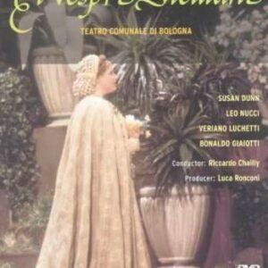 Verdi: I Vespri Siciliani - Riccardo Chailly