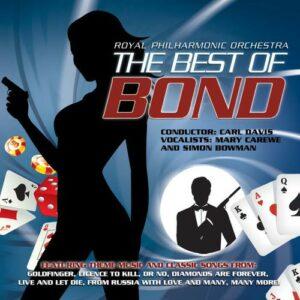 The Best Of Bond - Carl Davis
