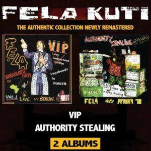 VIP / Authority Stealing - Fela Kuti