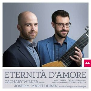 Eternita D'Amore - Zachary Wilder