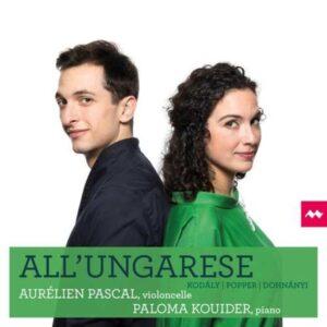 All'Ungarese - Aurelien Pascal