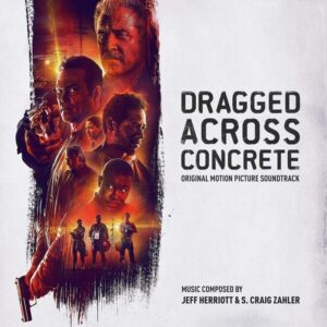Dragged Across Concrete (OST) (Vinyl) - Jeff Herriott