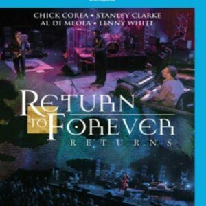 Returns: Live At Montreux 2008 - Return To Forever