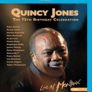Quincy Jones: The 75th Birthday