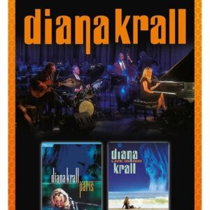 Live In Paris & Live In Rio - Diana Krall