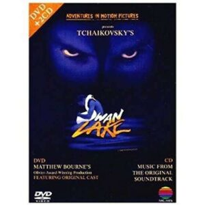 Tchaikovsky: Swan Lake (CD / DVD) - Adventures In Motion Pictures