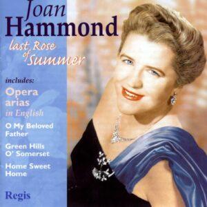 Joan Hammond, Last Rose of Summer