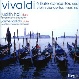 Vivaldi : Flute Concertos Op.10, Violin Concs RV565, 580