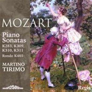 Mozart : Piano Sonatas K283, K309, K310, K311, Rondo K485 (NEW RECS)