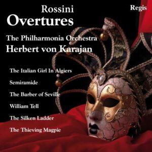 Rossini : Ouvertures. Karajan.