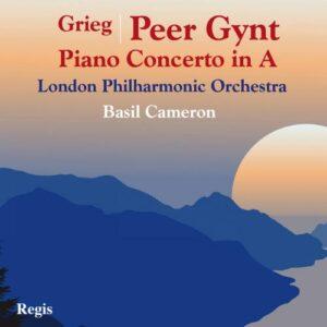 Grieg : Peer Gynt - Concerto pour piano. Cziffra, Cameron.