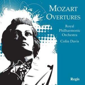 Mozart : Ouvertures. Davis.