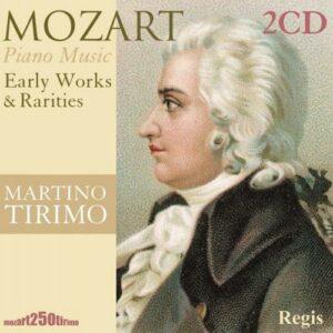 Mozart Piano Edition : Pièces rares et de jeunesse