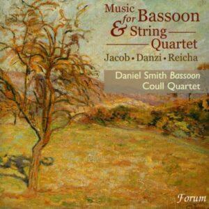 Jacob G. / Musique pour basson et quatuor à cordes