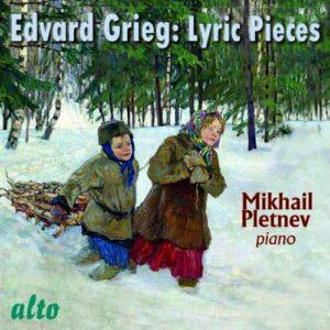 Grieg: Lyric Pieces - Mikhail Pletnev