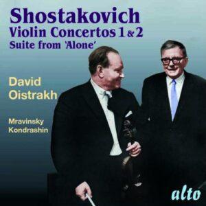 Shostakovich: Violin Concertos 1 & 2 - David Oistrach
