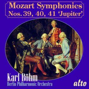 Mozart: Symphonies 39, 40 & 41 'Jupiter' - Karl Böhm