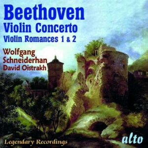 Beethoven: Violin Concerto - Wolfgang Schneiderhan