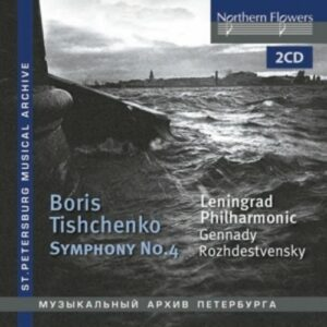 Boris Ivanovich Tichenko: Symphonie N  4 Op.61 - Gennady Rozhdestvensky