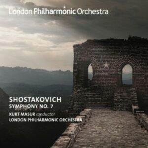 Shostakovich: Symphony No. 7 'Leningrad' - Kurt Masur