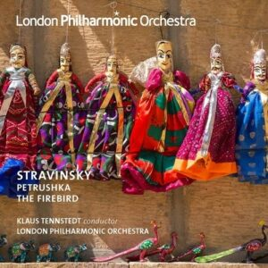 Stravinsky: The Firebird & Petrushka - Klaus Tennstedt