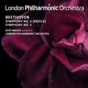 Beethoven: Symphonies Nos. 3 & 5 - Kurt Masur