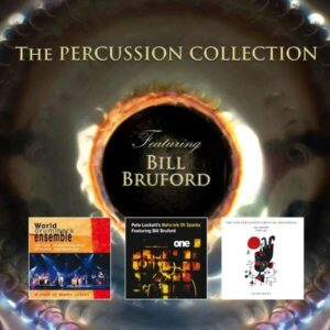 Percussion Collection - Bill Bruford
