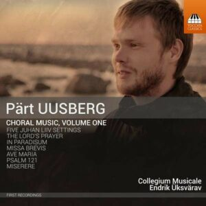 Part Uusberg: Choral Music Vol.1 - Collegium Musicale