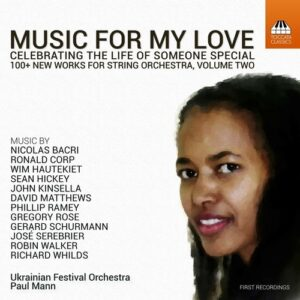 Music For My Love Vol.2 - Paul Mann