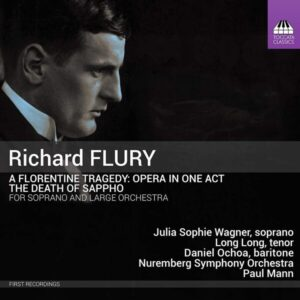 Flury: A Florentine Tragedy - Paul Mann