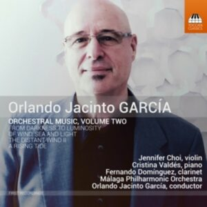Orlando Jacinto Garcia: Orchestral Music Vol.2 - Fernando Dominguez