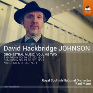 David Hackbridge Johnson: Orchestral Music, Vol.2 - Paul Mann