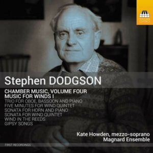 Stephen Dodgson: Chamber Music Vol.4 - Kate Howden
