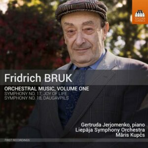 Fridrich Bruk: Orchestral Music, Volume One - Gertruda Jerjomenko