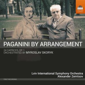 Paganini by Arrangement - Lviv International Symphony Orchestra