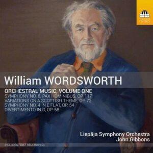 William Wordsworth: Orchestral Music, Vol.1