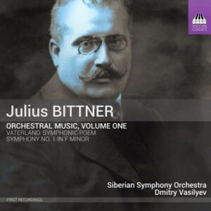 Julius Bittner: Orchestral Music Vol.1 - Siberian Symphony Orchestra