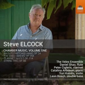 Steve Elcock: Chamber Music Vol.1 - The Veles Ensemble