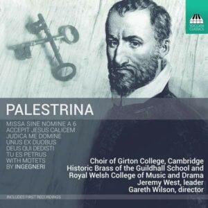Palestrina: Missa Sine Nomine - Gareth Wilson